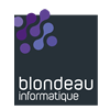 Blondeau Informatique square logo